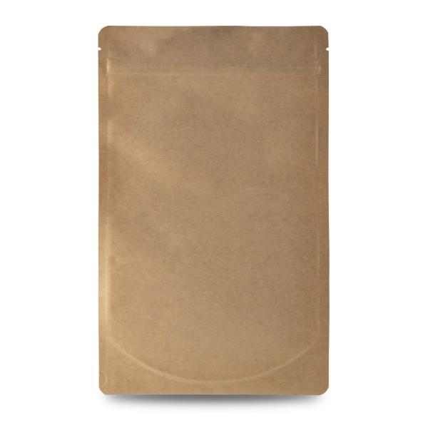 Standbodenbeutel, Papier