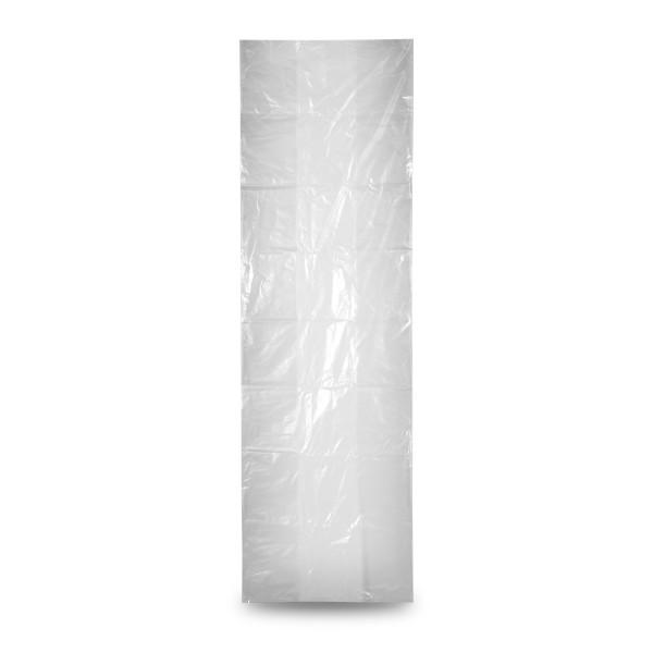 LDPE-Seitenfaltenbeutel, transparent 50 mµ