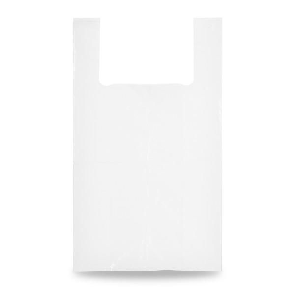 Hemdchentragetaschen, weiß
