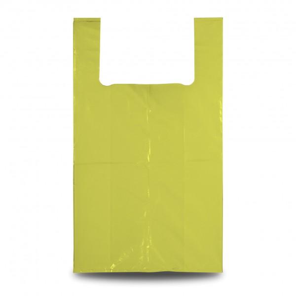 Hemdchentragetaschen, gelb