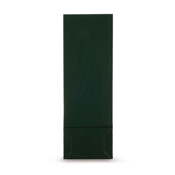 Blockbodenbeutel (beschichtet), grün