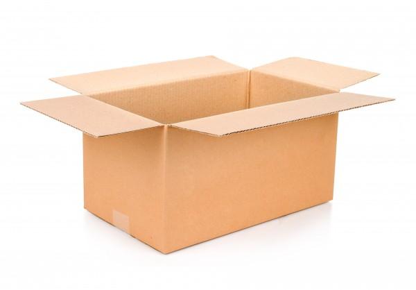 Karton 1-wellig braun
