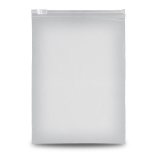 Gleitverschlussbeutel, transparent