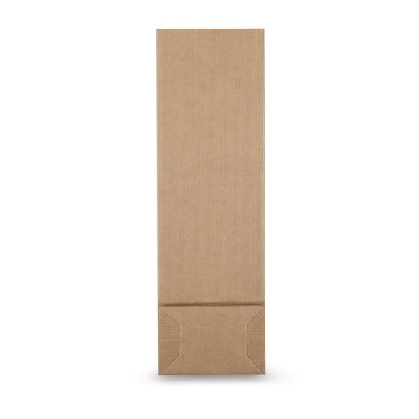 Blockbodenbeutel, Papier ohne Sichtfenster